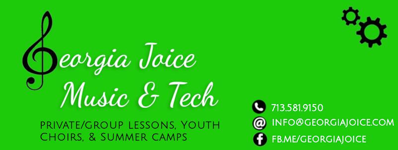 Georgia Joice Music & Tech
