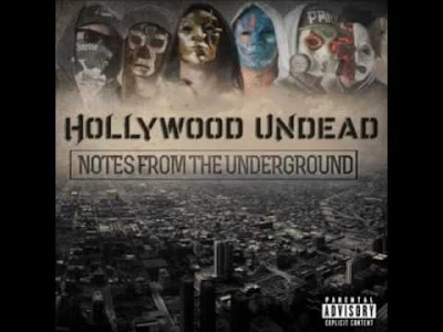 hollywood undead up in smoke cover