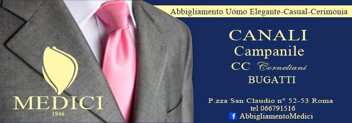 MEDICI abbigliamento uomo