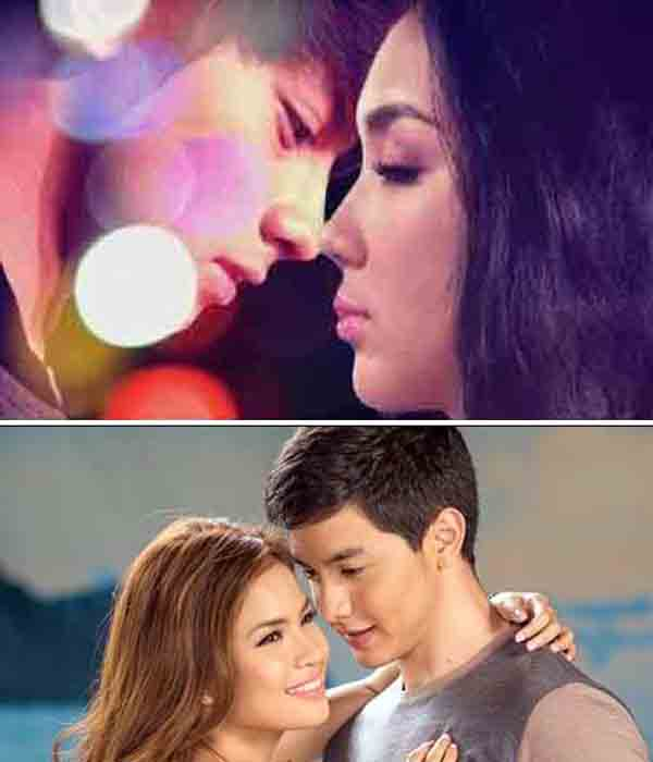 Kathryn Bernardo and Daniel Padilla Knock-Out Alden Richard and Louise