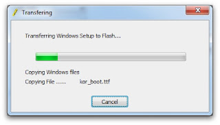 Install Windows XP Pakai USB