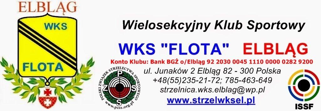 """Wielosekcyjny Klub Sportowy """"FLOTA"""" Elbląg"""