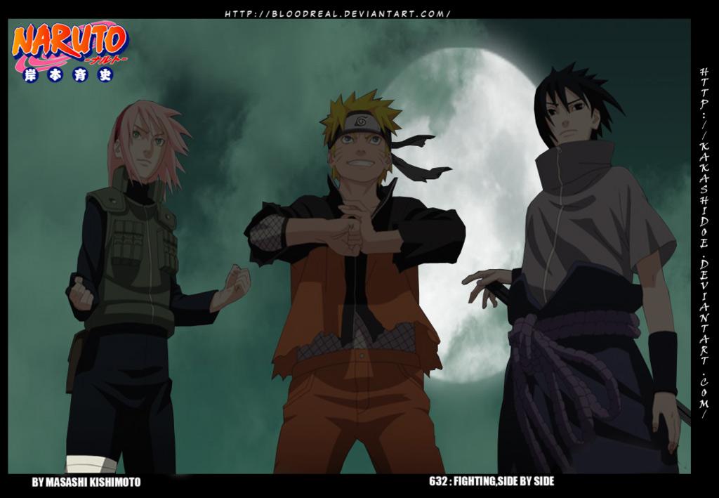 Naruto chap 642 Trang 18