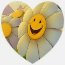 ابتسم وكن مرحا