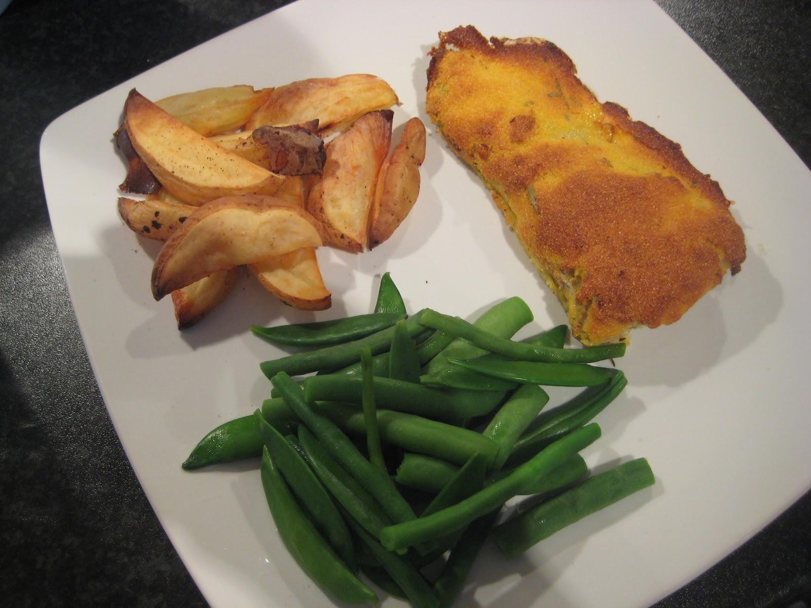Lemon and Cheese: Daring Cooks August 2012: Cornmeal
