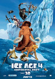 Kỷ Băng Hà 4 - Ice Age 4: Continental Drift
