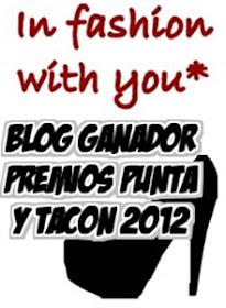 Blog ganador Premios Punta y Tacón 2012