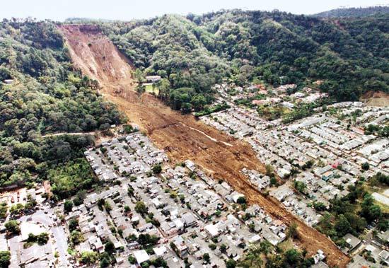 How to control landslideEarthquake Landslide