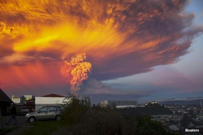 Chilli Volcano