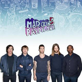 Lirik Lagu Barat Maroon 5 - Payphone