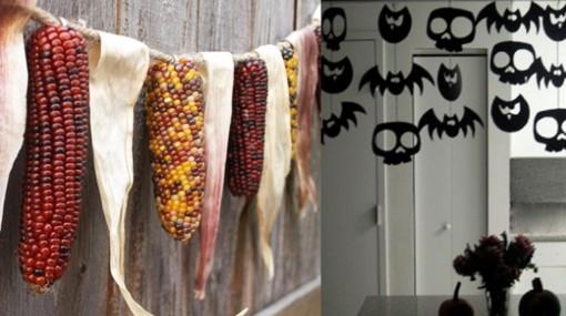 Bonitos adornos de halloween para la casa asi es - Adornos halloween caseros ...