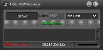Injek Telkomsel Update MW No AVG