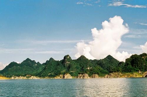 du lịch thung nai