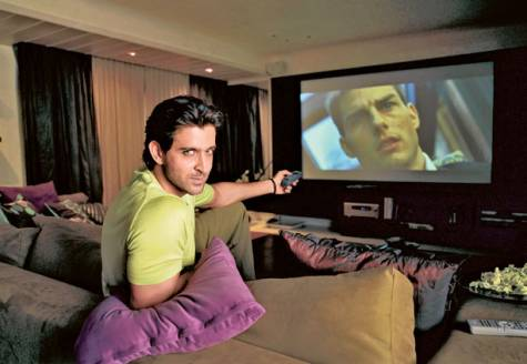 Hrithik Roshan's House Pictures