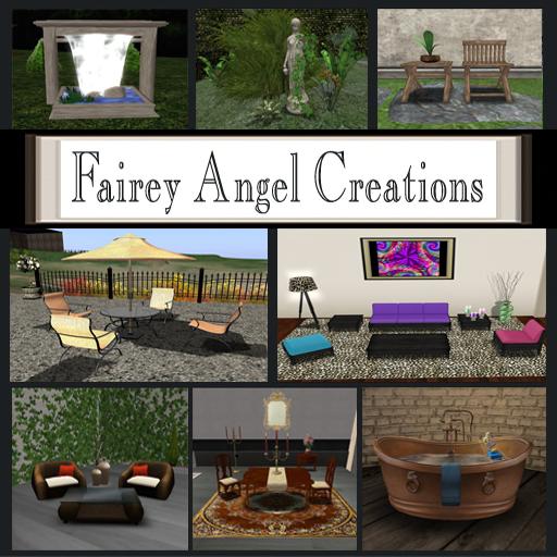 Fairey Angel Creations