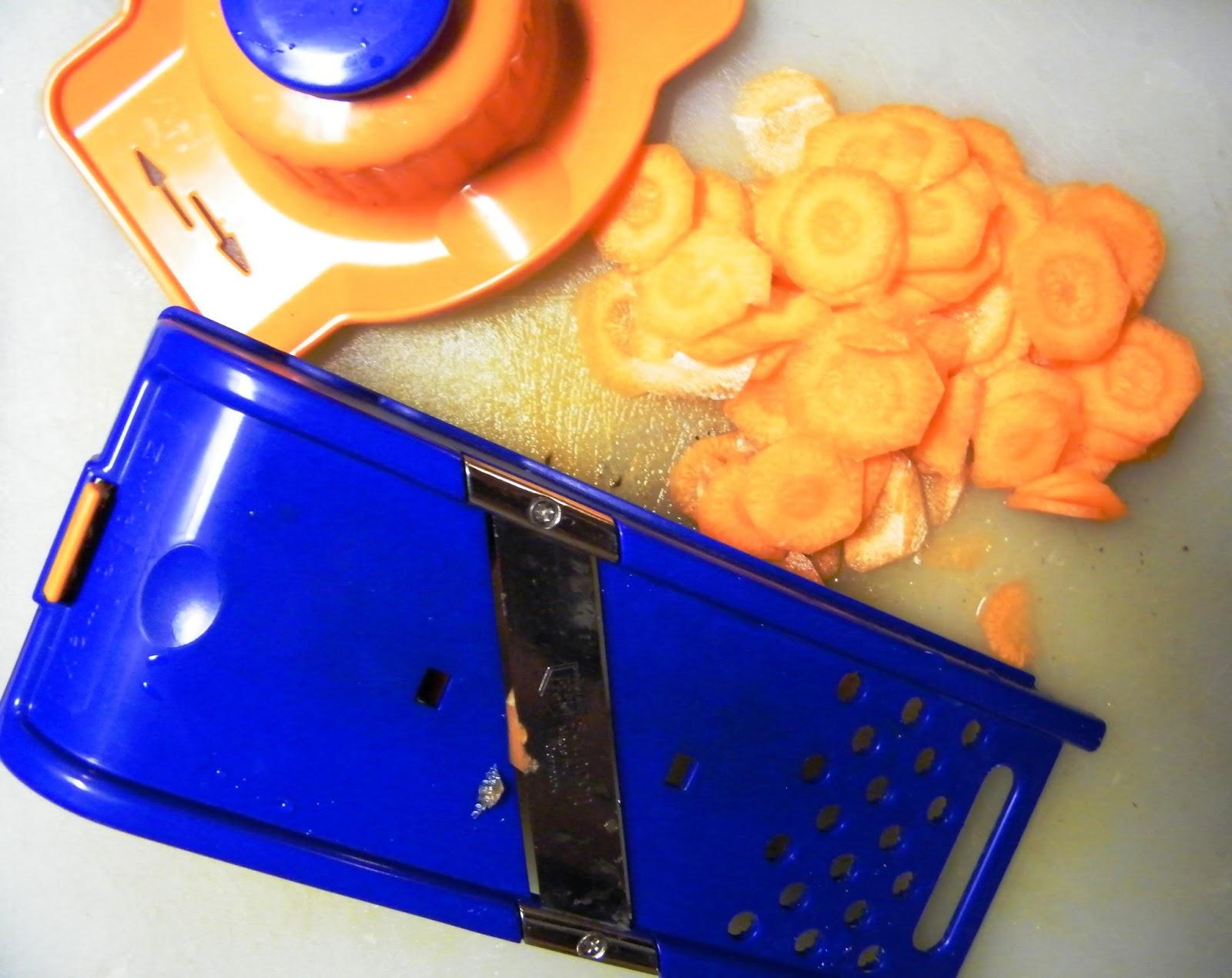 Comer rico y sano: Sopa de shiitake y verduras - photo#10