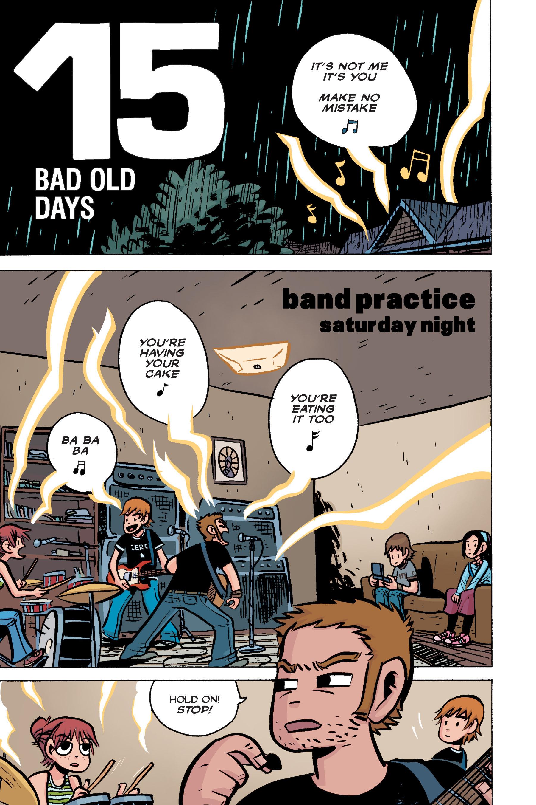 Read online Scott Pilgrim comic -  Issue #3 - 73