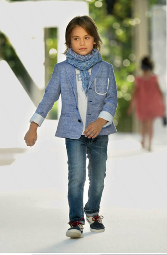 Emoo Fashion Summer 2012 Childrens Fashion for junior Boys