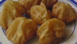 Burayot Makanan Khas Garut ala Situ Cangkuang