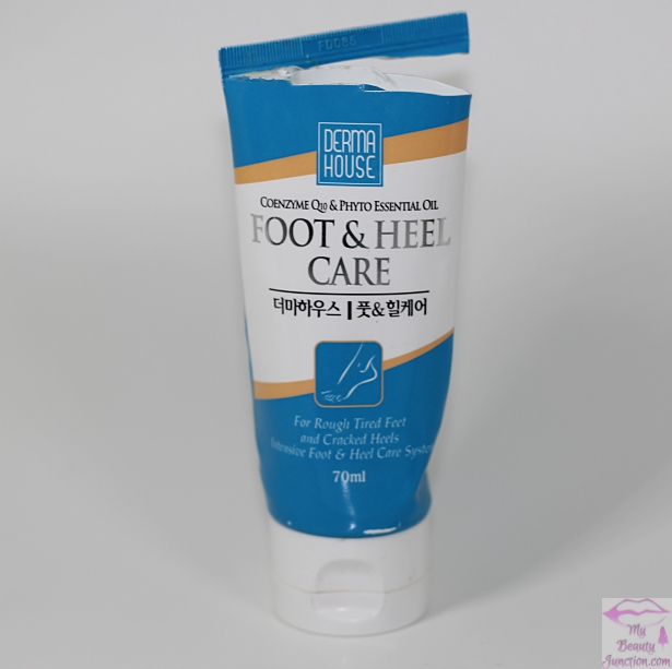 DermaHouse Foot and Heel Care cream