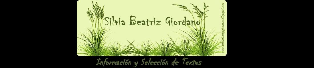 Silvia Beatriz Giordano