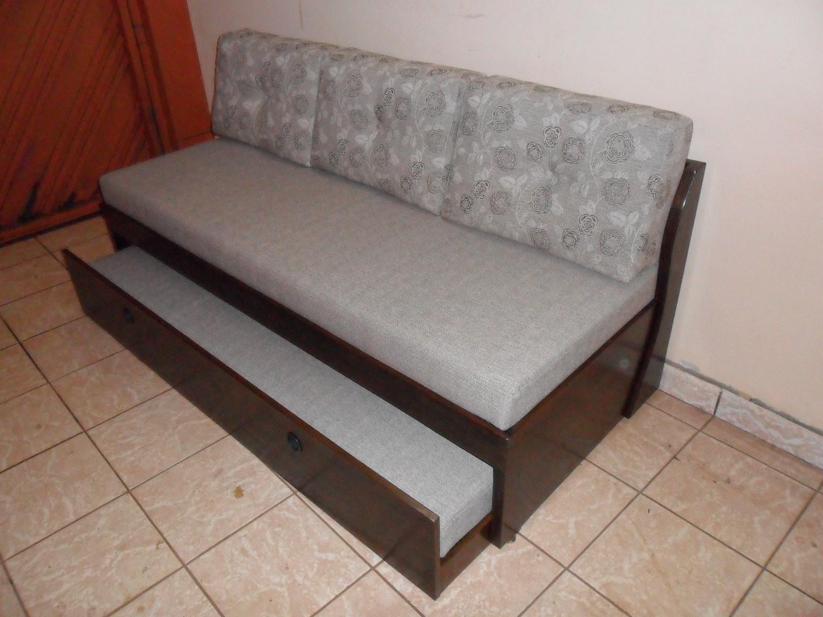Moveis planejados sof cama acabamento embuia for Divan cama completo