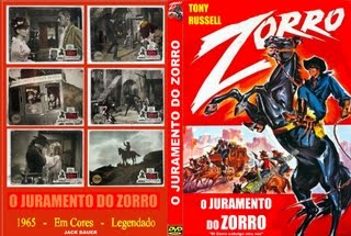 O JURAMENTO DO ZORRO