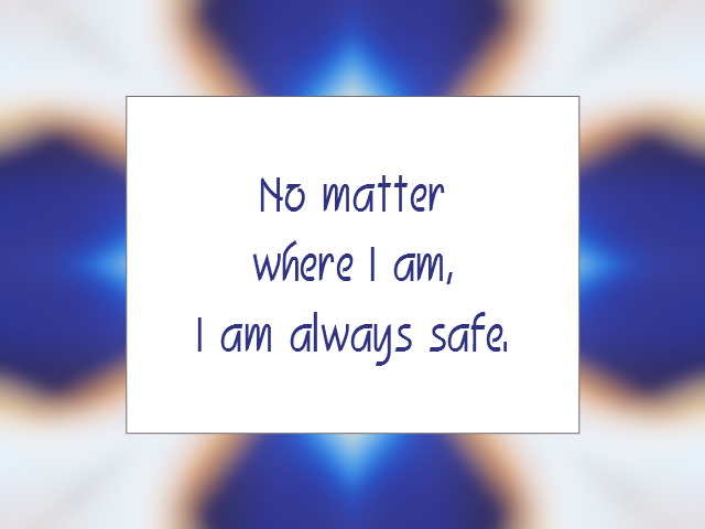 SECURITY affirmation