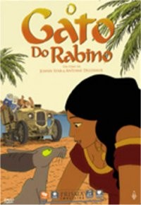 fotocapa Download   O Gato do Rabino DVDRip AVI Dual Áudio + RMVB Dublado