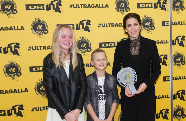 Crown Princess Mary Attended DR Ultra Gala 2015