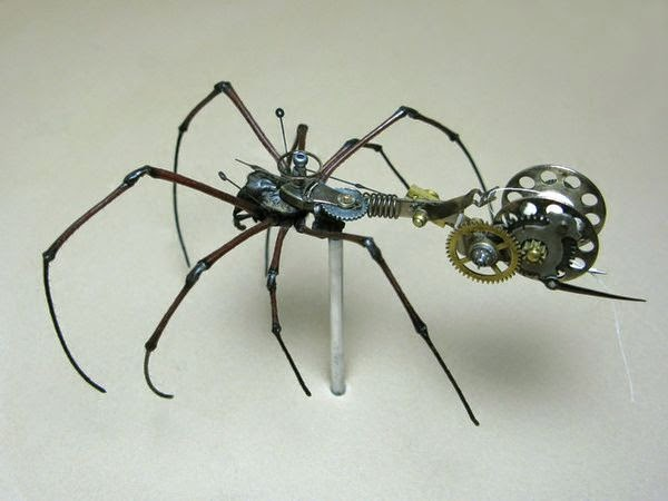 Steampunk-insects2