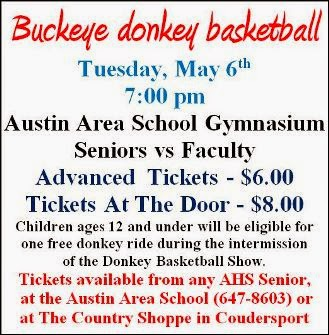 5-6 Donkey Basketball At Austin