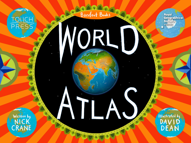 World Atlas Title Screen
