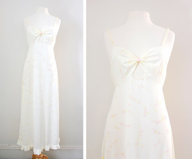 vintage womens sleepwear
