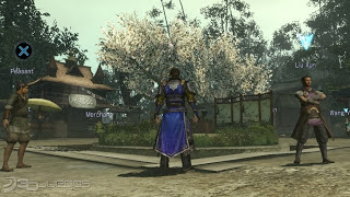 Dynasty Warriors 8 Gameplay
