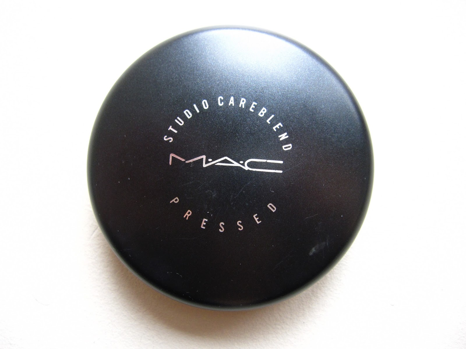 MAC studio careblend pressed powder review light plus
