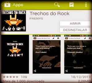 App Rock – Apk Rock - Aplicativo Trechos do Rock - Aplicativo Rock - Frases de Rock - Trechos Do Rock - Aplicativo de Rock – App - Rock - Frases rock