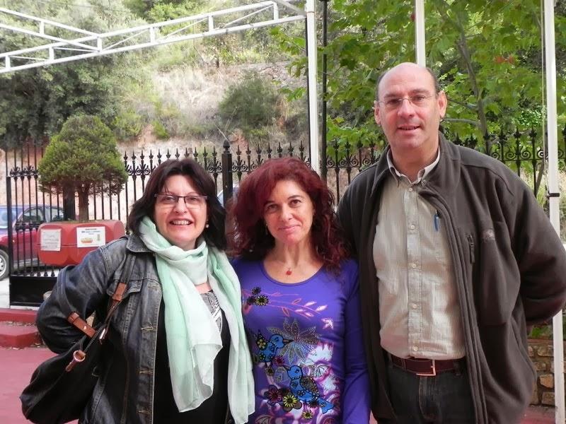 Ana Rosa, Diente de León e Isidoro
