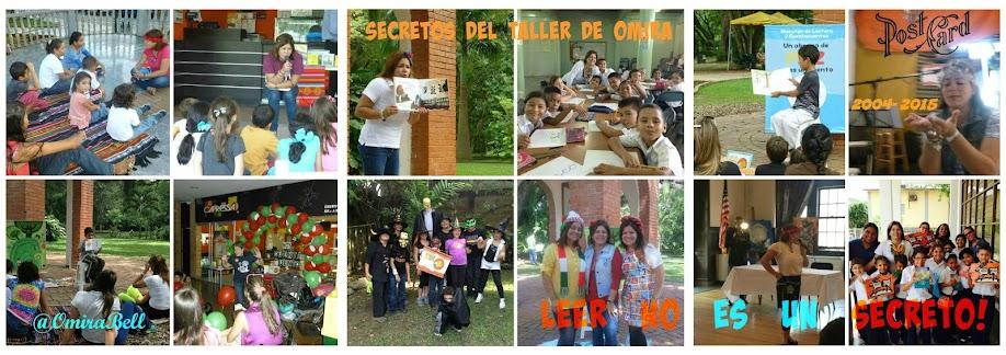 SECRETOS DEL TALLER DE OMIRA ©