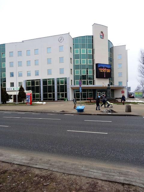 Budynek ratusza Bemowo