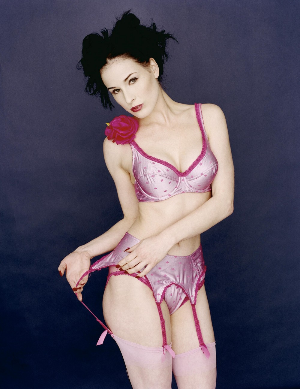 ... Picture Gallery: Hollywood Actress Dita Von Teese Hot Pics Gallery Dita Von Teese