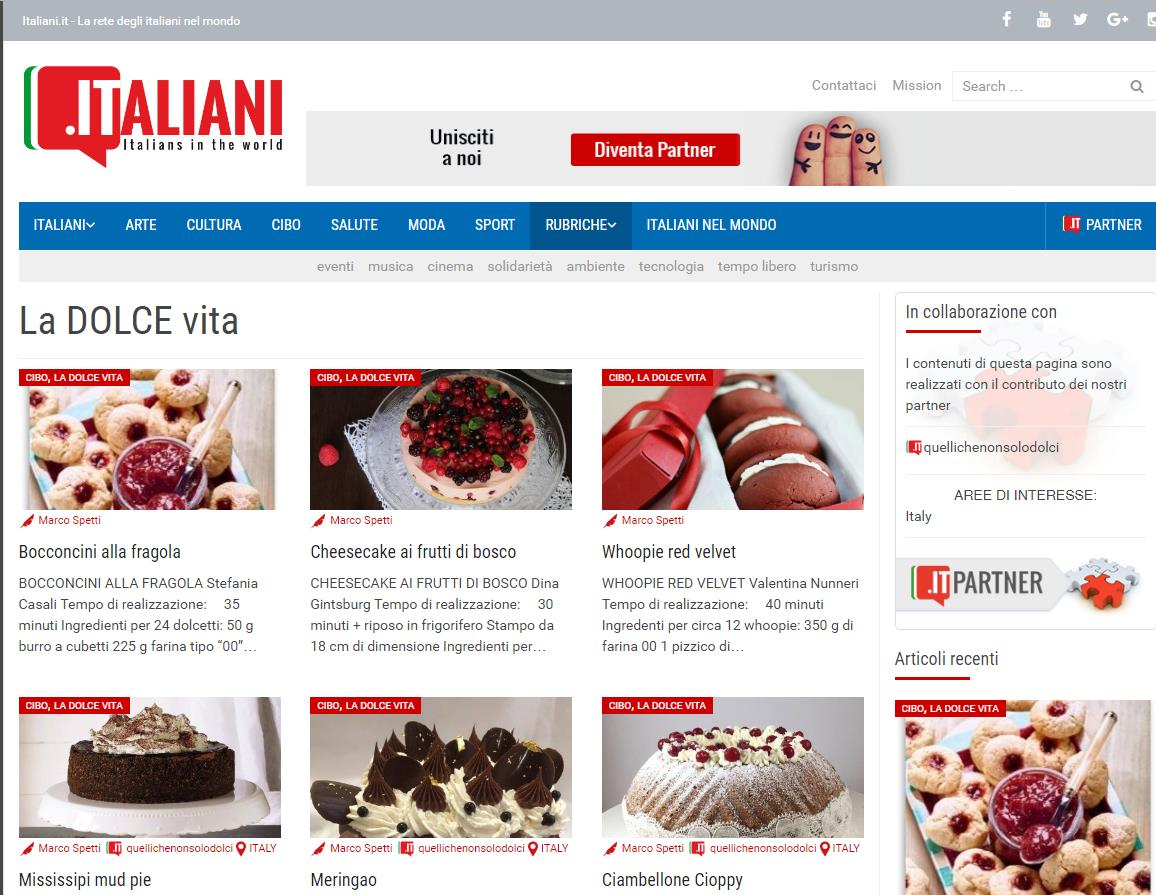 Partner di www.italiani.it