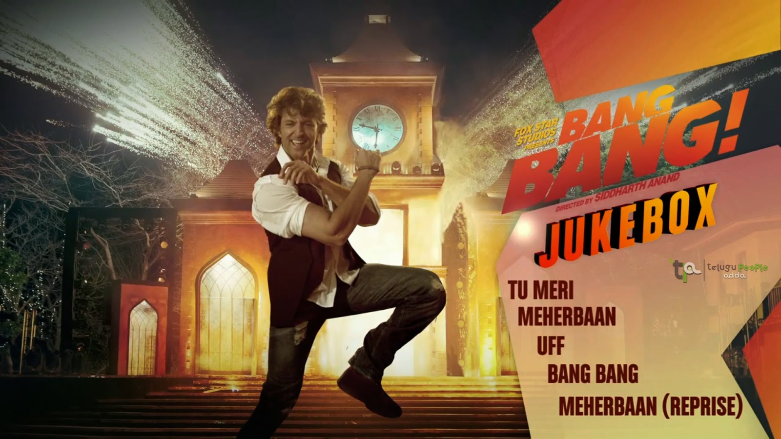 Bang Bang Full Songs Jukebox | Hrithik Roshan | Katrina Kaif