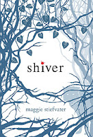 Book cover of Shiver by Maggie Stiefvater