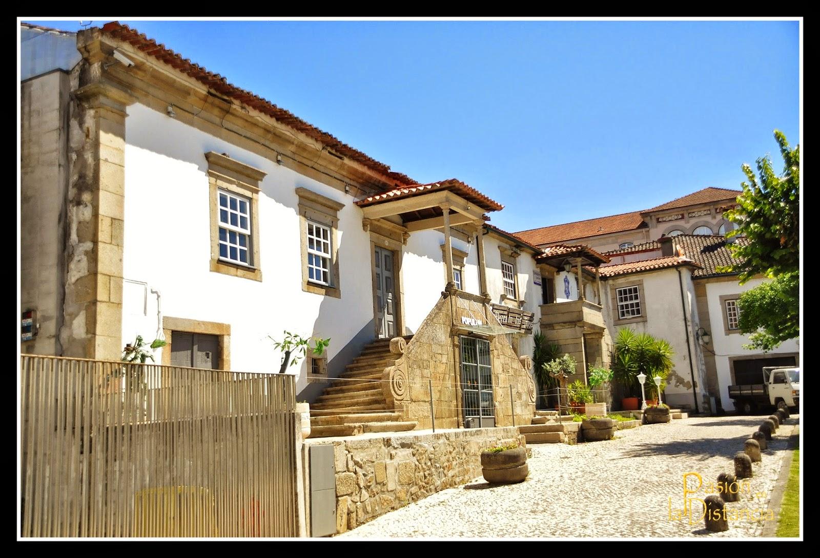 Palacios de Braga Portugal
