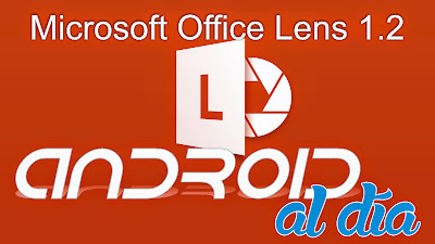 Microsoft Office Lens 1.2