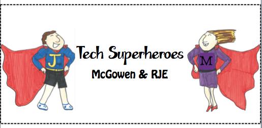 Technology Superheroes