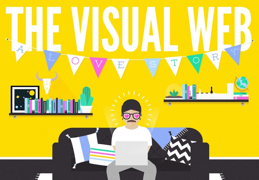 The importance of visual content in marketing (Infographic)