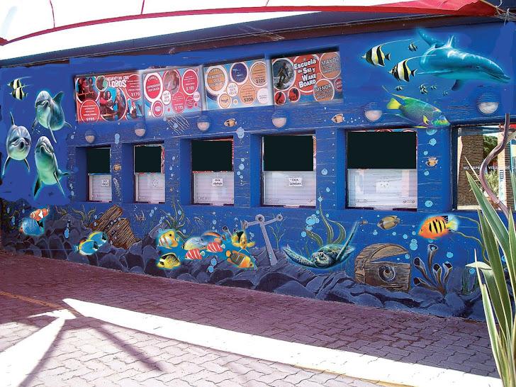 Boletería en Aquarium, 2012.