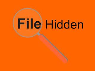 cara memperbaiki file yang dihidden virus
